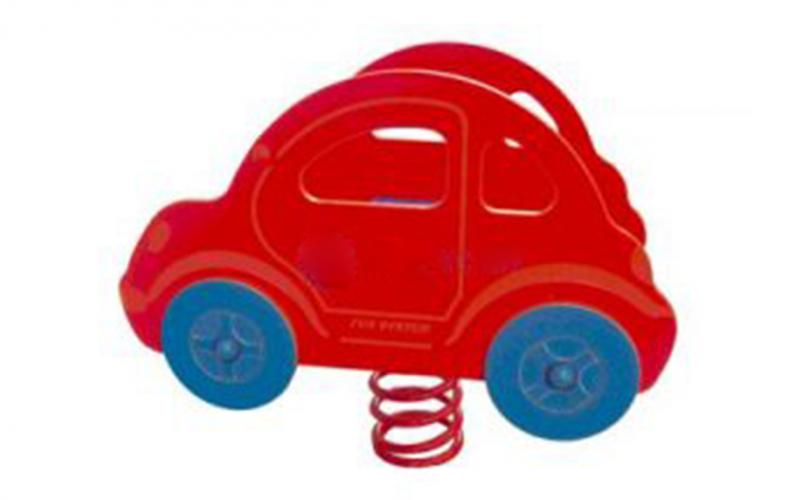 Bassic rugós játék autó