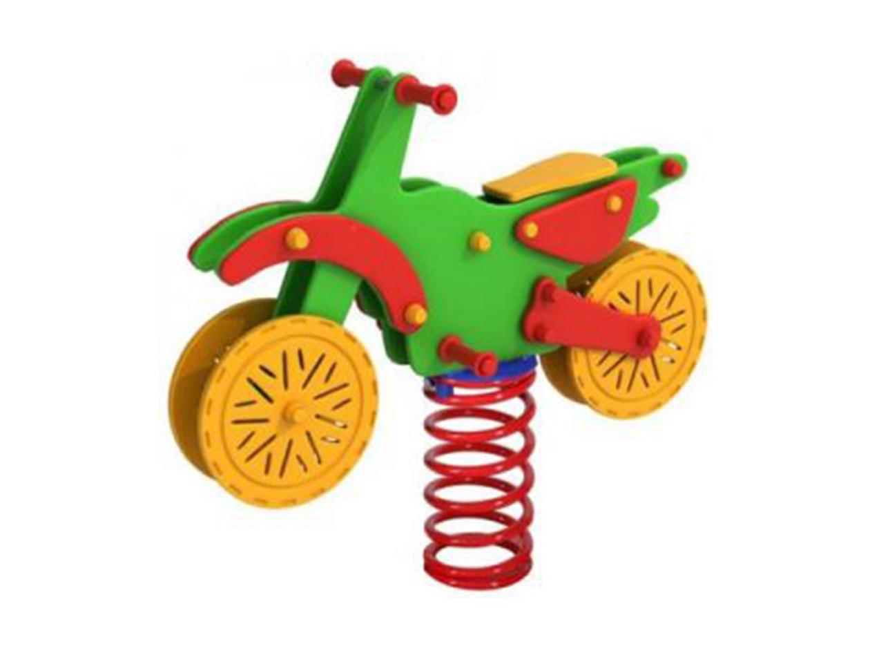 De lux rugós játék cross kerékpár