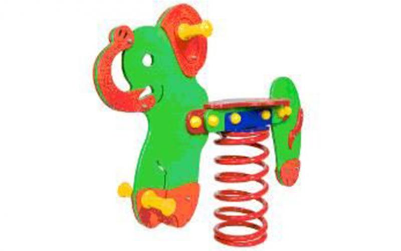 De lux rugós játék elefánt