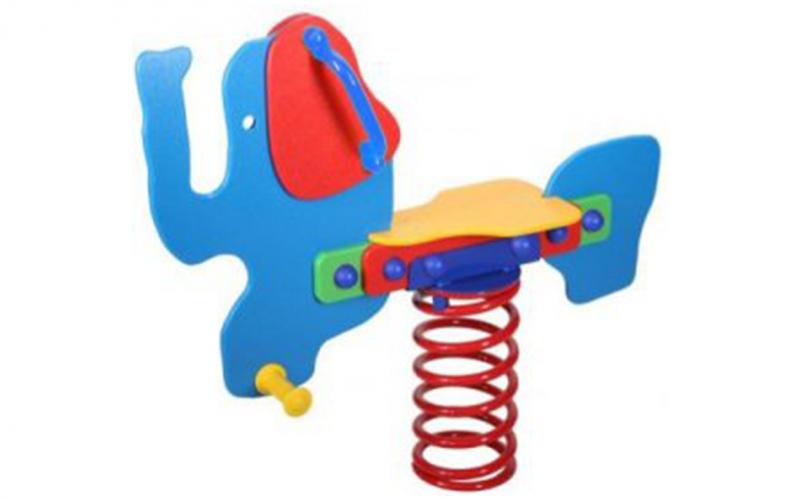 Classic Rugós játék kis elefánt