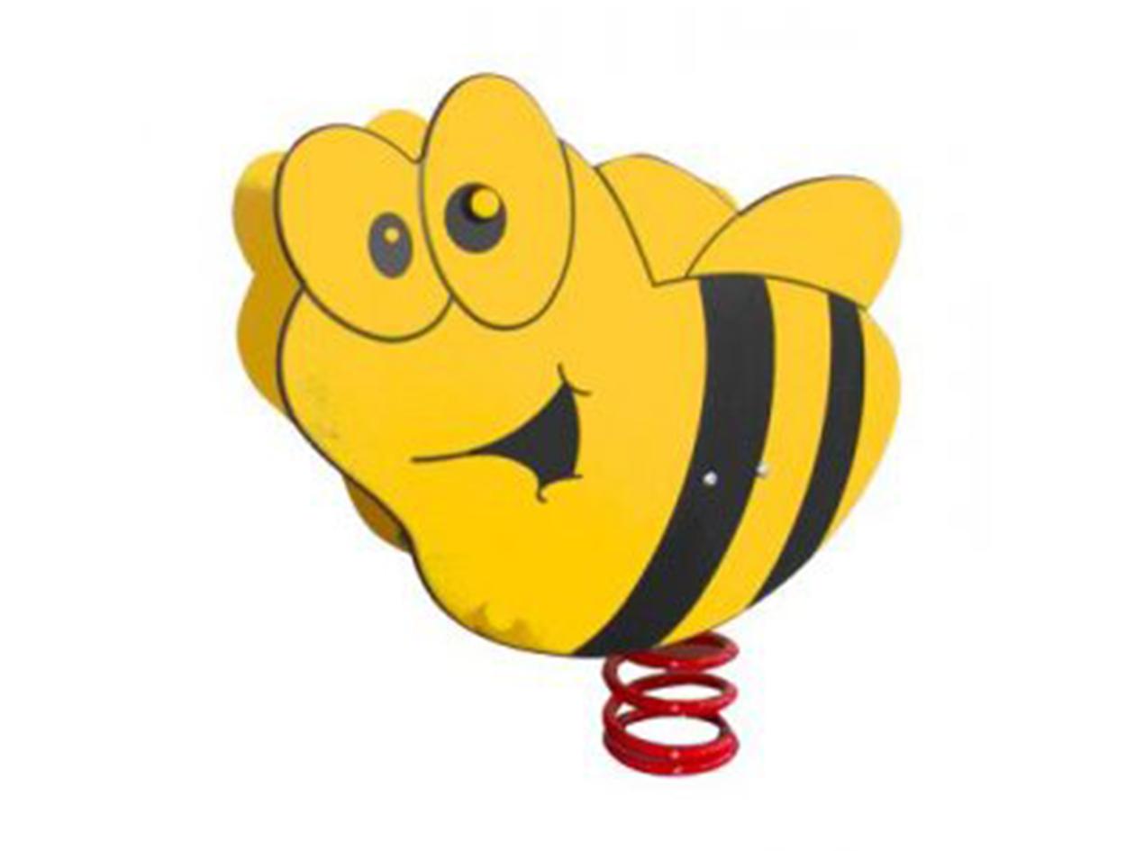 Bassic rugós játék méhecske