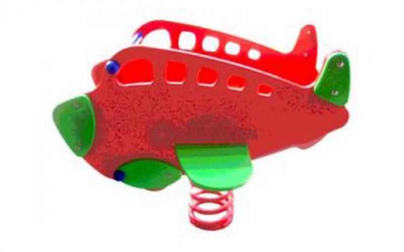 Bassic rugós játék repülő